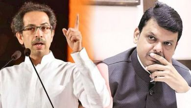 Let no one fall into the trap of teaching us;  Thackeray told Fadnavis