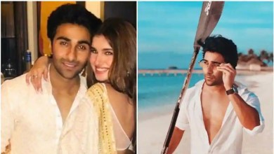 Aadar Jain shares throwback pic from beachside holiday to welcome 2021, Tara Sutaria says 'take me with you', see here – bollywood