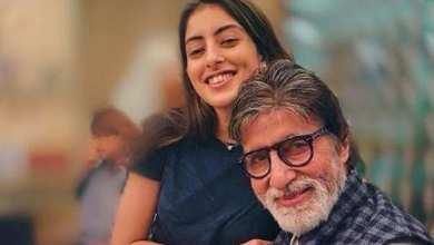 Amitabh Bachchan's granddaughter Navya Nanda goes 'WTF' at comments made by NCW member – bollywood