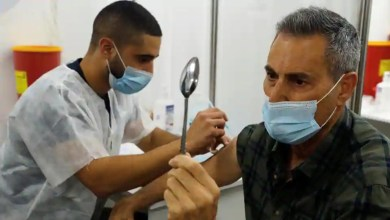 Bent spoon, straight needle: Israeli celebrity mystic bends spoon while getting Covid-19 vaccine – it s viral