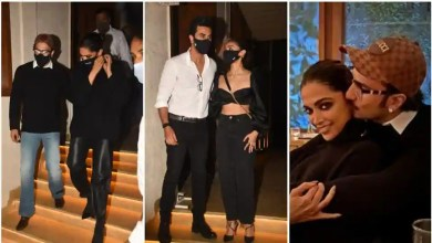 Inside Deepika Padukone birthday celebrations: Ranveer plays host, Ranbir Kapoor and Alia Bhatt attend. See pics – bollywood
