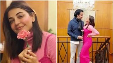 Kajal Aggarwal shares a romantic pic with husband Gautam Kitchlu from Shimla – bollywood