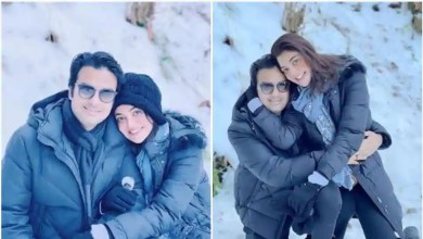Kajal Aggarwal shares throwback pics with husband Gautam Kitchlu from an 'intense trek in the Himalayas', see here – bollywood