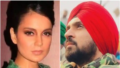 Kangana Ranaut mocks Diljit Dosanjh for holidaying abroad after 'instigating' farmers protest: 'This is a true local revolution' – bollywood