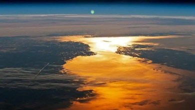 NASA posts stunning pic of sunrise with inspirational caption. Seen it yet? – it s viral