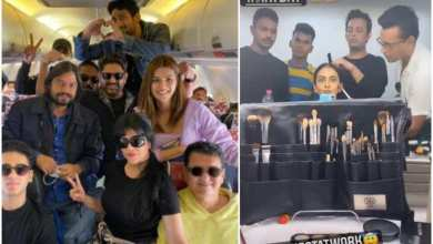 Rakul Preet Singh, Kriti Sanon resume shoots for May Day and Bachchan Pandey after Covid-19 recovery, are 'happiest at work' – bollywood