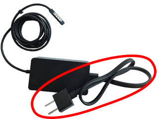 Microsoft Surface Pro Power Cord Recall