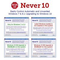 Steve Gibson's Never 10 Helps You Turn Off the Windows 10 Upgrade