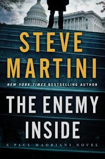The Enemy Inside Paul Madriani Book Review