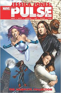 Jessica Jones The Pulse The Complete Collection Review