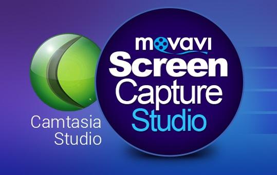 Movavi Screen Capture Studio vs. Camtasia Studio Review