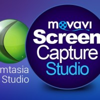 Movavi Screen Capture Studio vs. Camtasia Studio Review