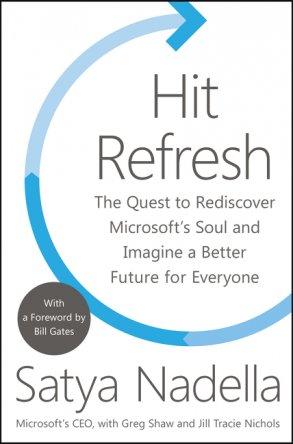 Hit Refresh by Satya Nadella Book Review