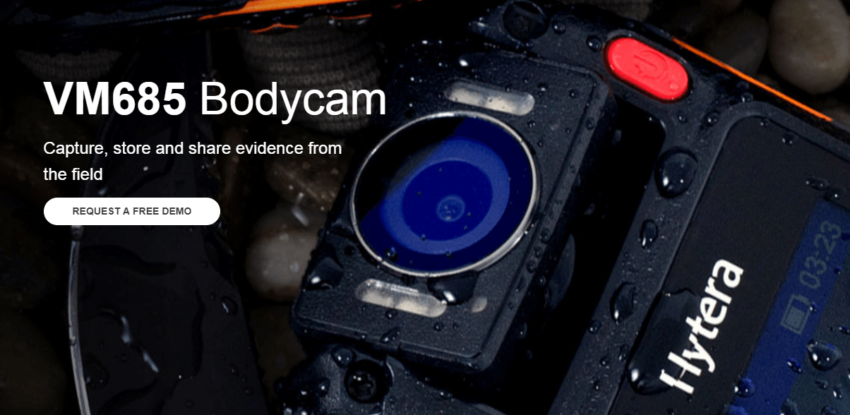 Body-worn cameras, the future for private security?
