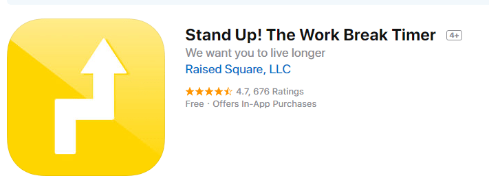 Stand Up App Review