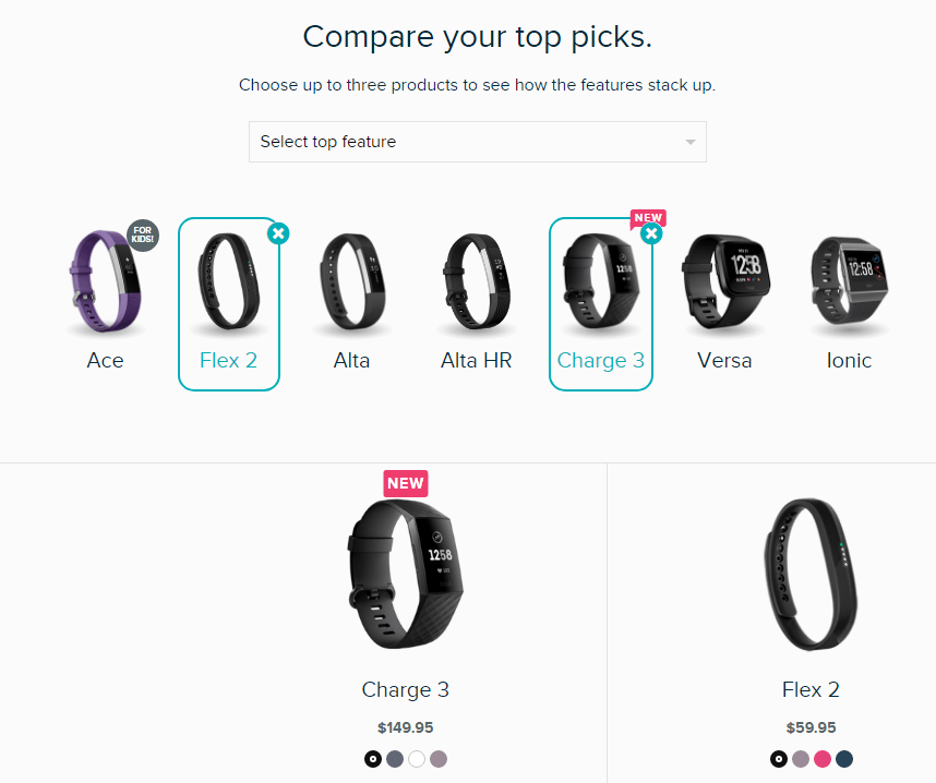 Upgrading From A Fitbit Flex 2 To A Fitbit Charge 2