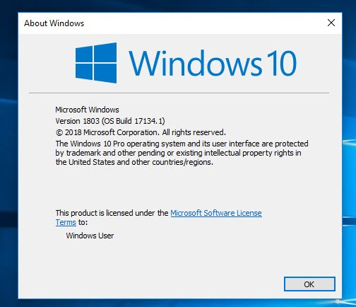 CryptSvc Problem After the May Windows 10 1803 Update - The