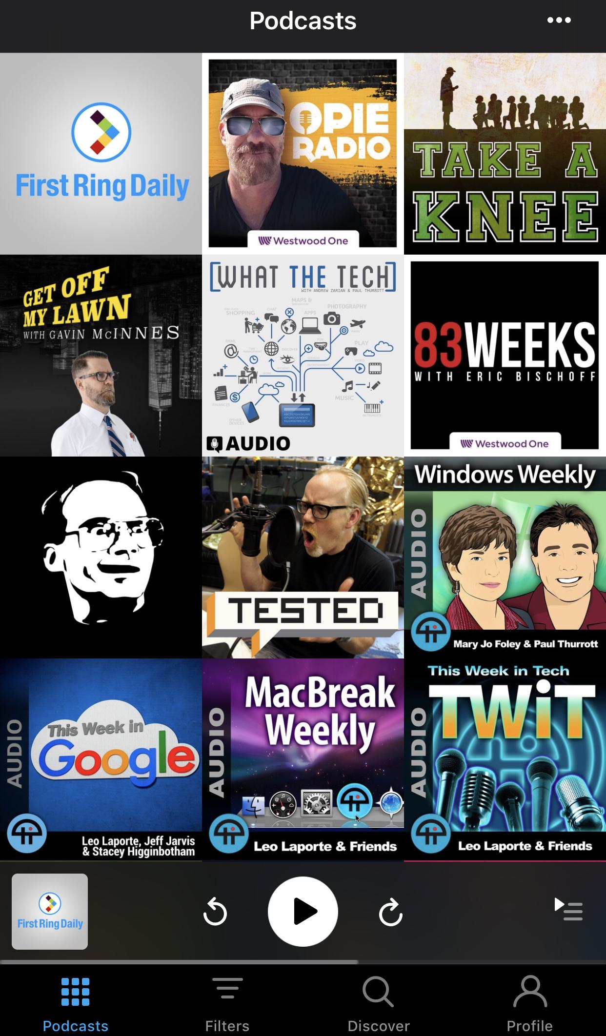 Pocketcast App Review