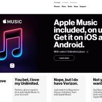 Apple Music Included With Verizon Beyond Unlimited and Above Unlimited Data Plans
