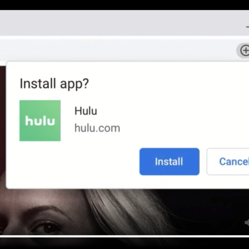 Chrome 76 Will Ask to Install the PWA App