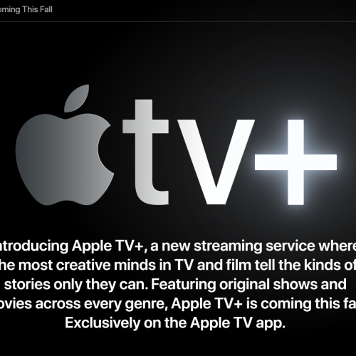 Apple Needs Windows and Android to Grow The Apple TV Service