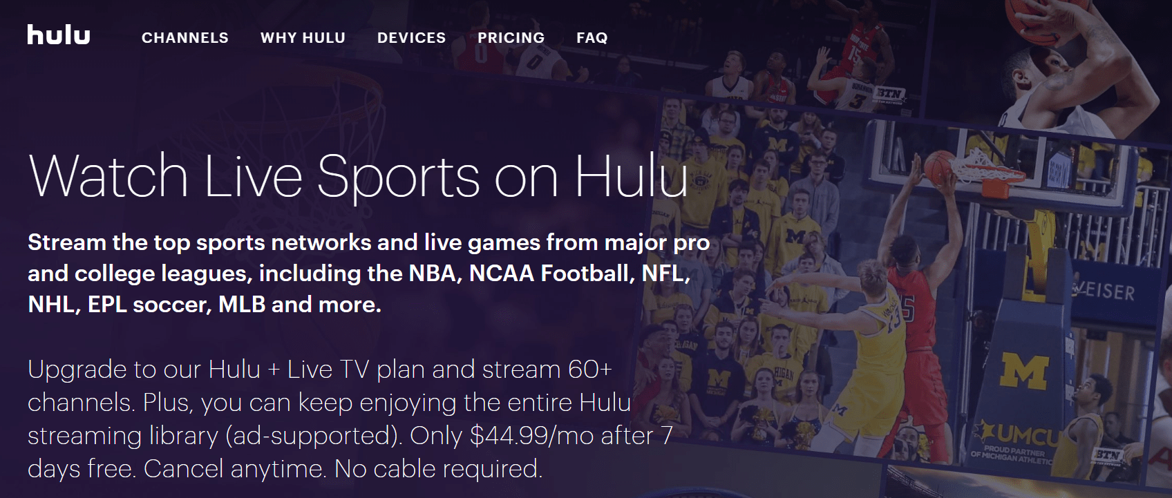 Hulu Plus Hulu Live Are Now On Android TV
