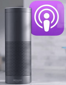 Apple podcasts alexa