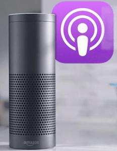 Apple podcasts alexa