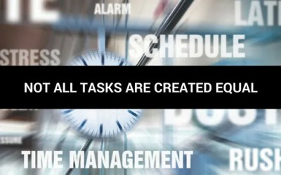 Not all tasks are created equal