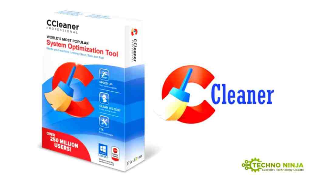 CCleaner Pro Review - The Techno Ninja