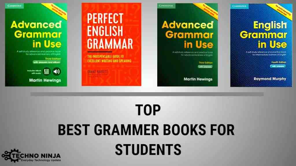 Top Good Grammar Books For Students