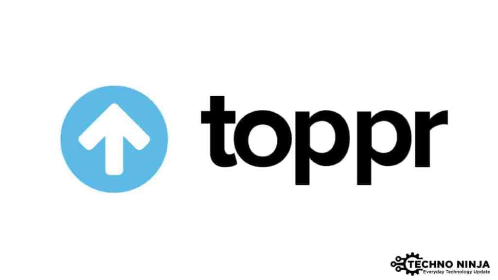 The Topp app