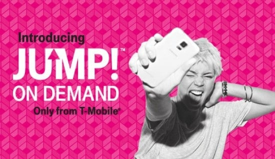 What is the T-Mobile Jump?