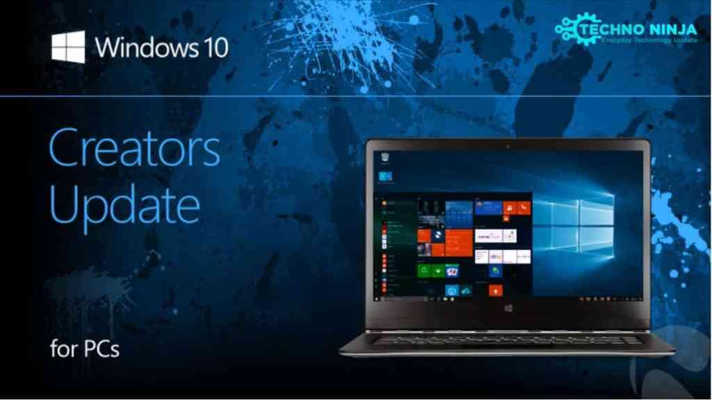 How to Install Windows 10 Creators Update