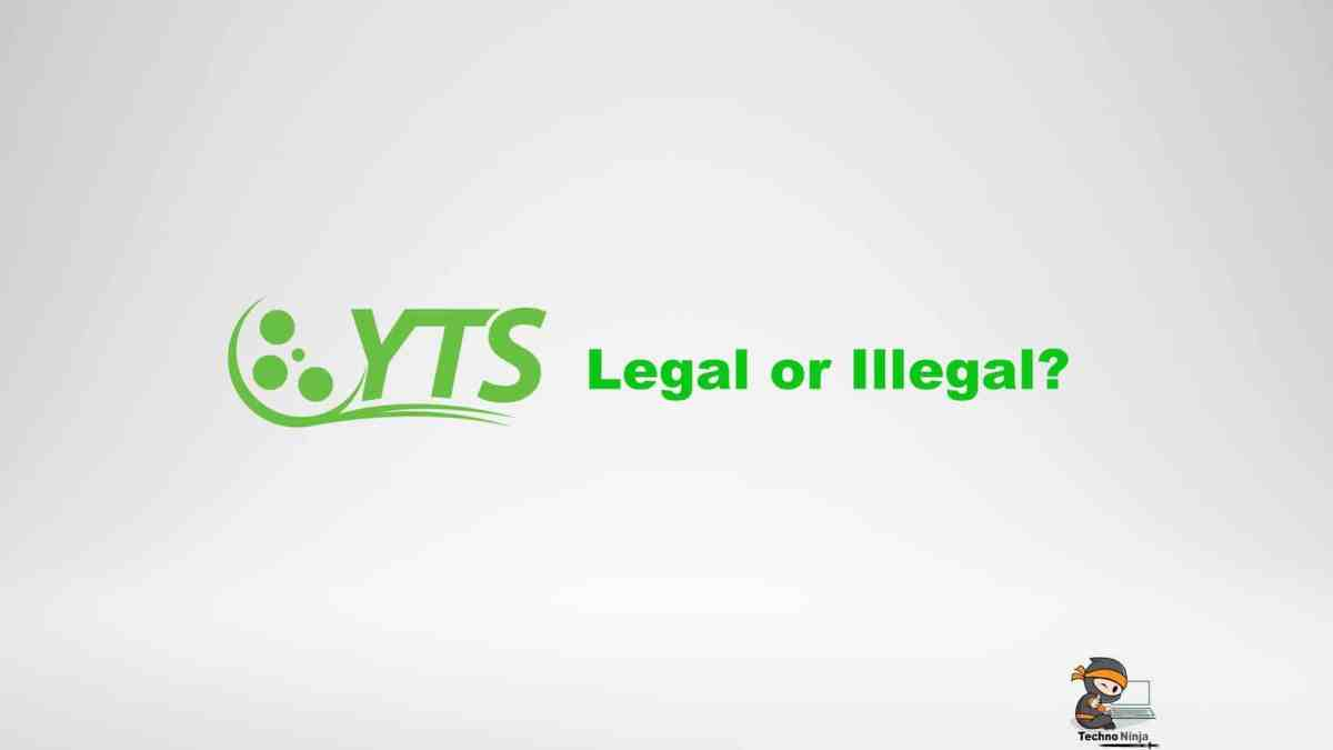 Is it Illegal to Download Movies from Yify Torrent?
