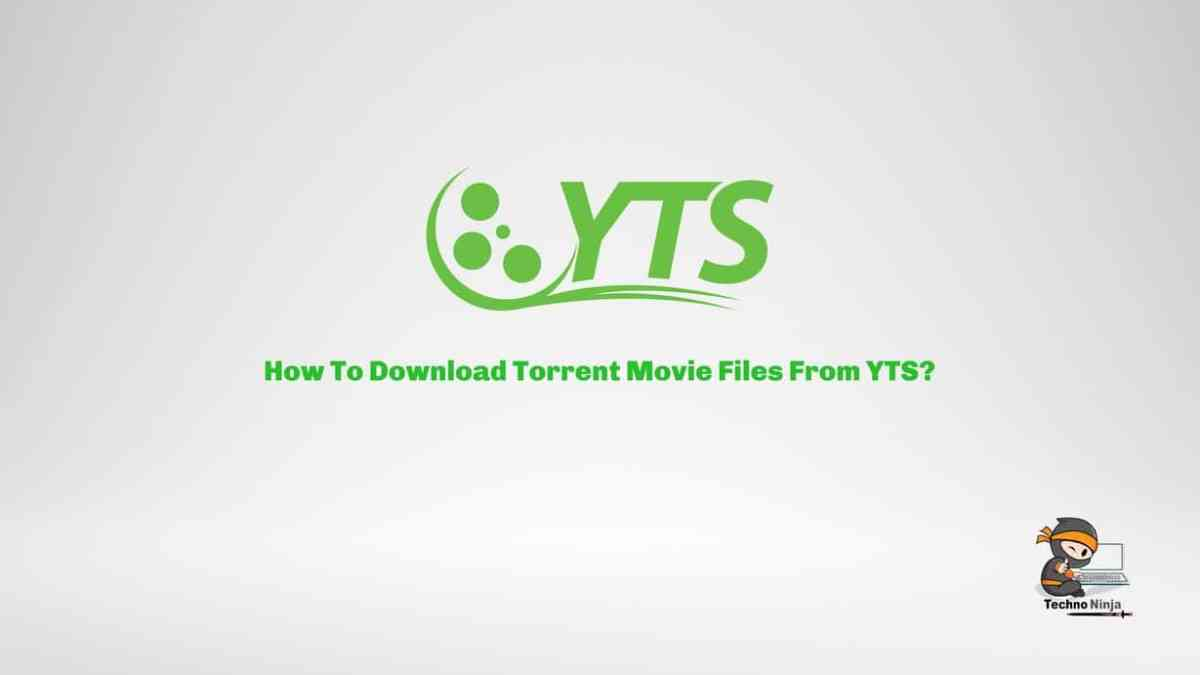 How To Download Torrent Movie Files From YTS?