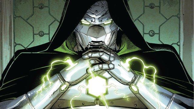 Marvel's Doctor Doom.