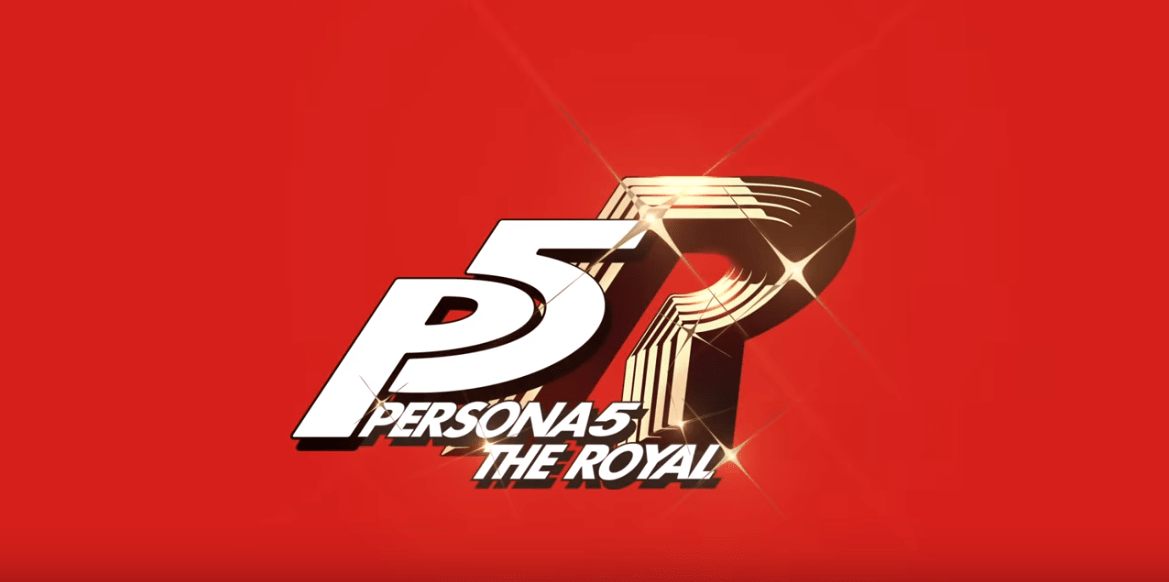 Persona 5: The Royal (P5R) Logo