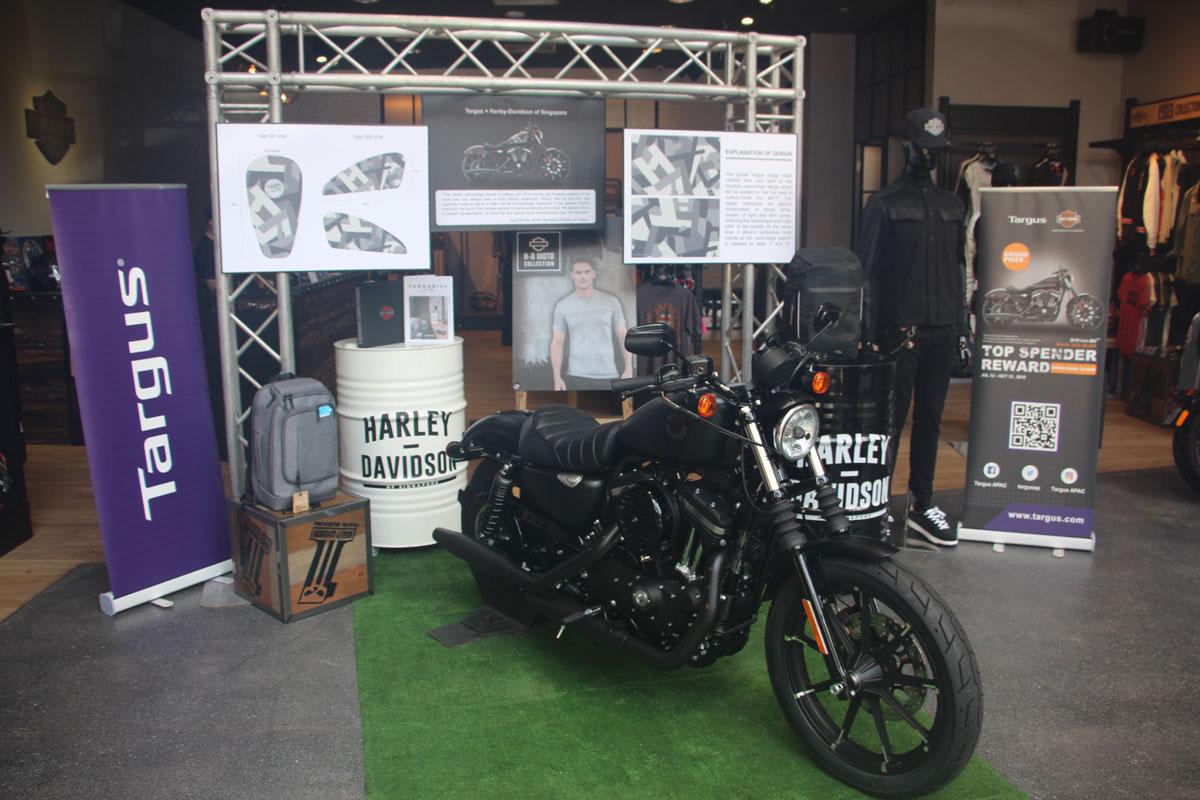 Targus x Harley-Davidson