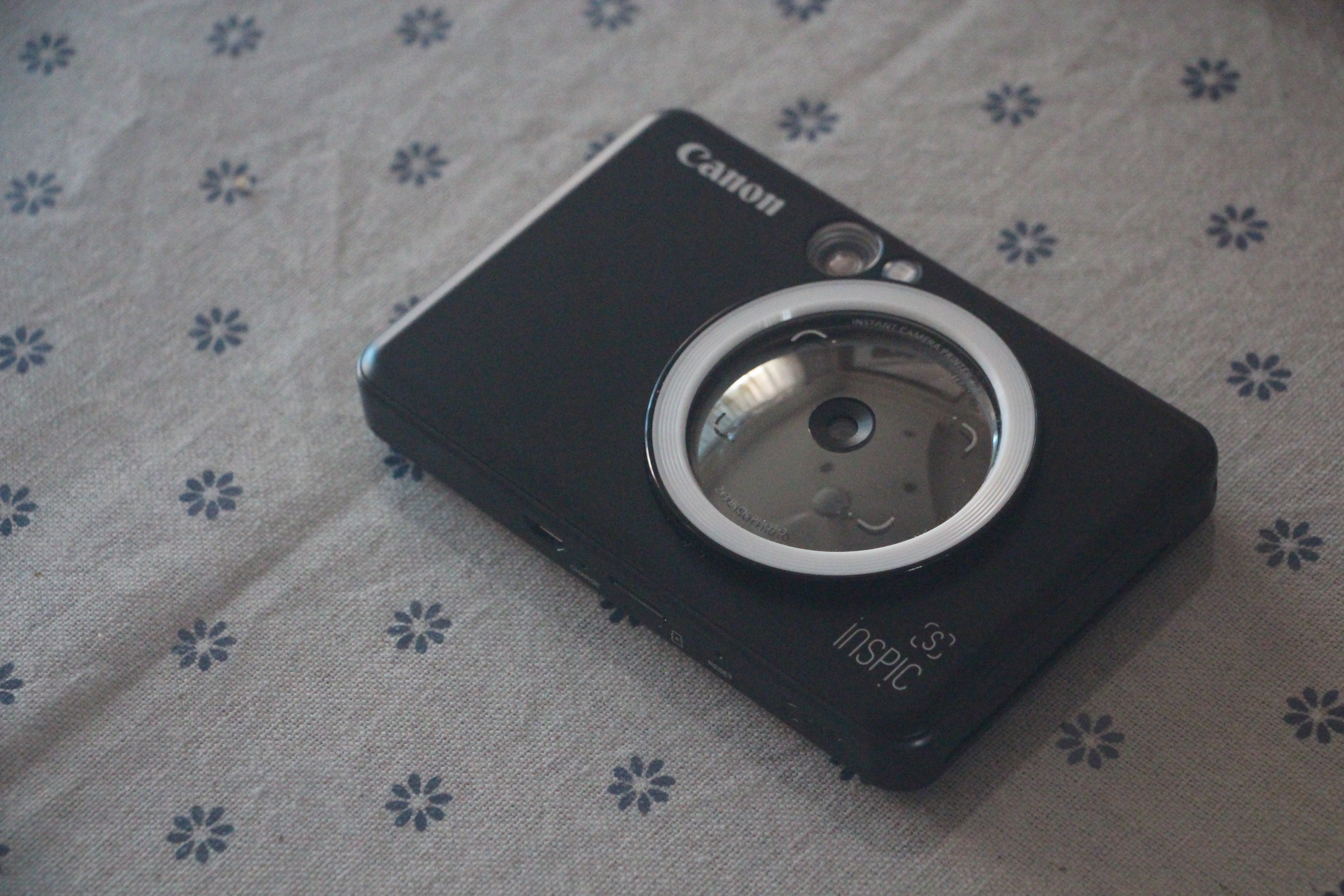 Reviewing the new Canon iNSPiC [S] series