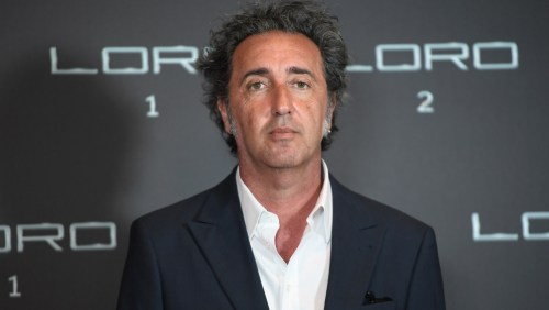 Paolo Sorrentino will be directing Mob Girl Photo by Maria Laura Antonelli/AGF/REX/Shutterstock (9657080ac)