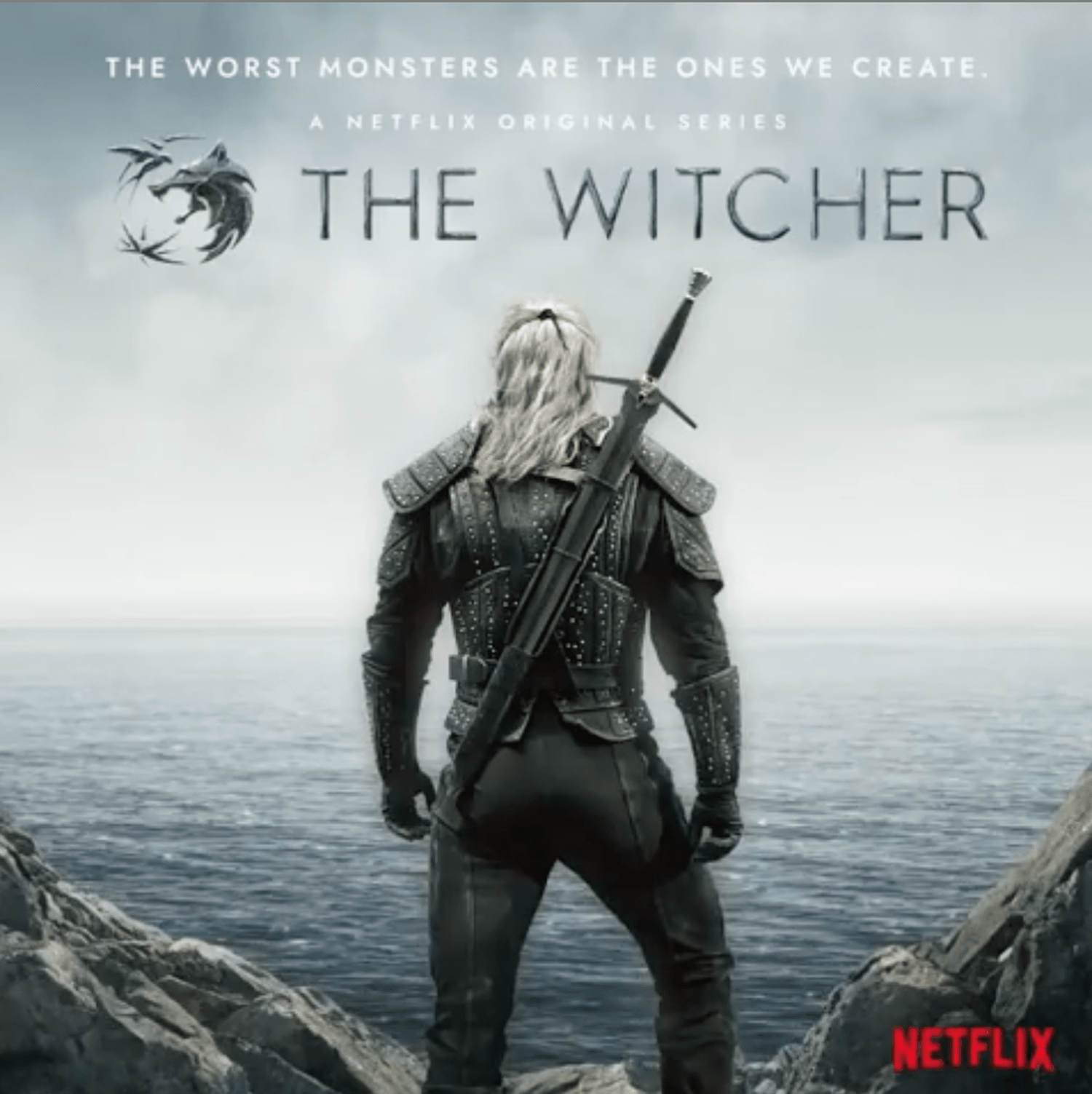 Netflix's The Witcher coming soon end of 2019