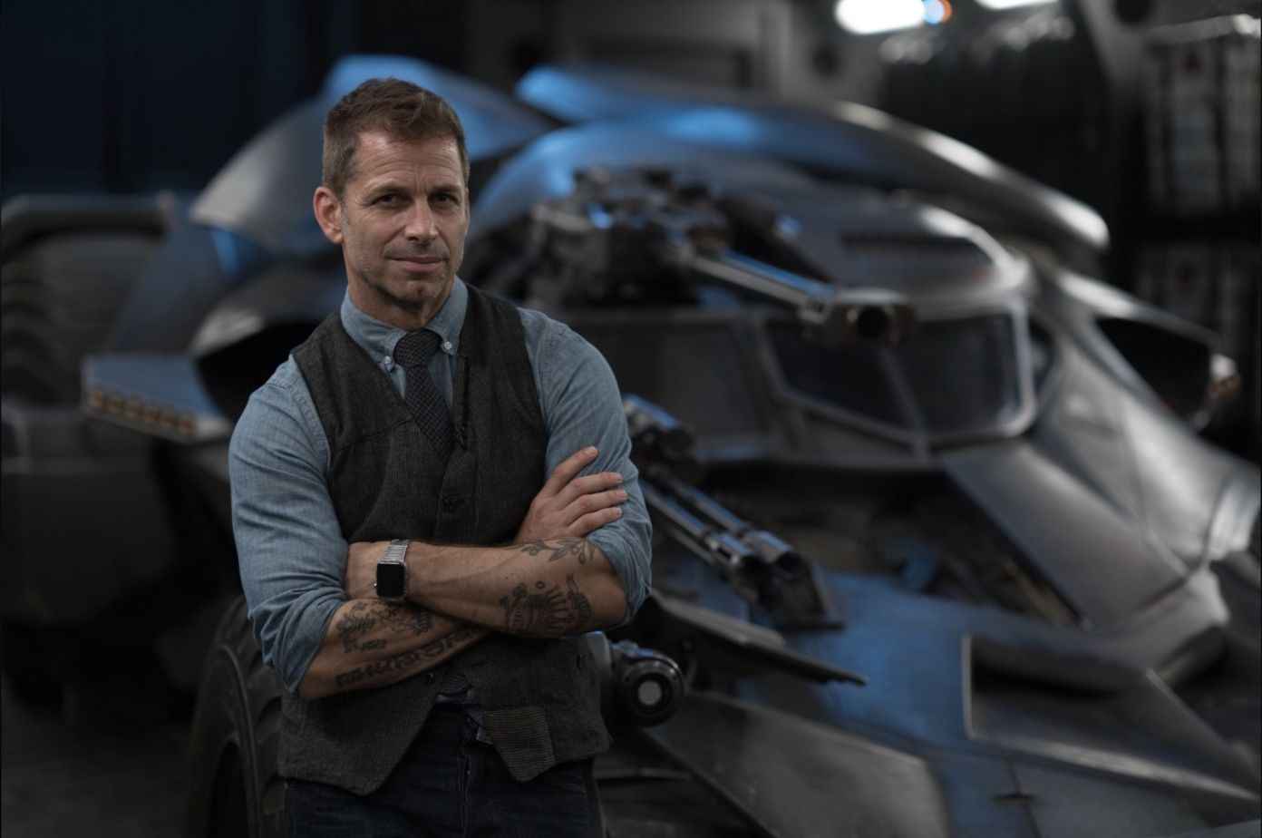 Zack Snyder via batman-news.com