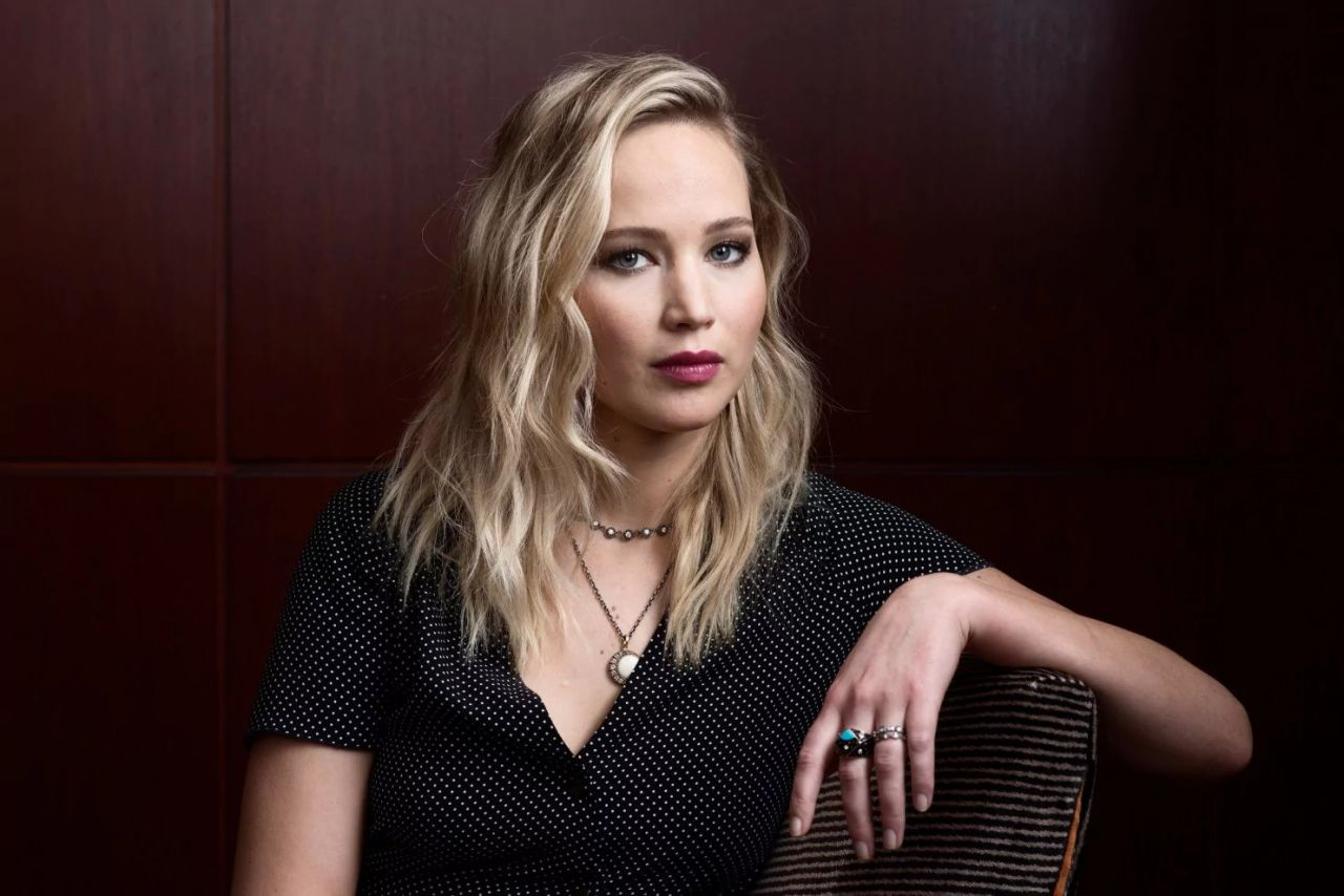 Jennifer Lawrence via celebmafia.com