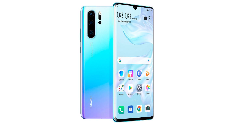 Huawei P30 phone via consumer.huawei.com