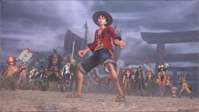 Pirate Warriors 4