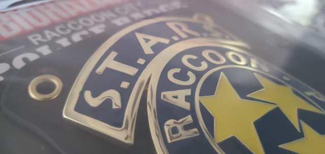 Resident Evil Badges