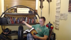 Book Reading by Mike Thayer Techno Wizard
