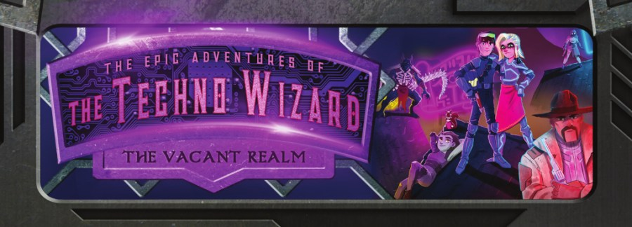 Vacant Realm Techno Wizard Bookmark Front_small