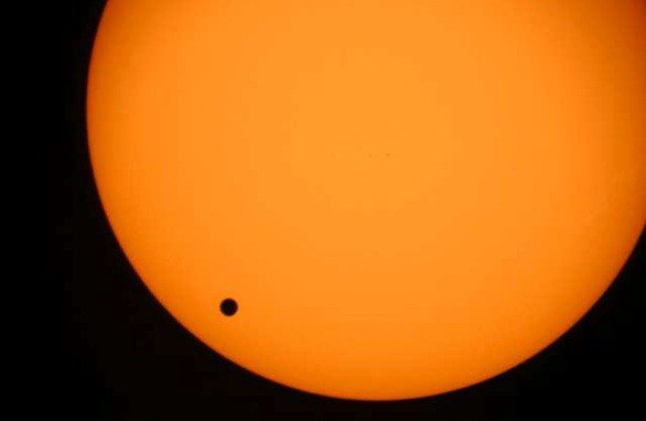 Venus journeys across the Sun today, VenusTransit App will help you record it